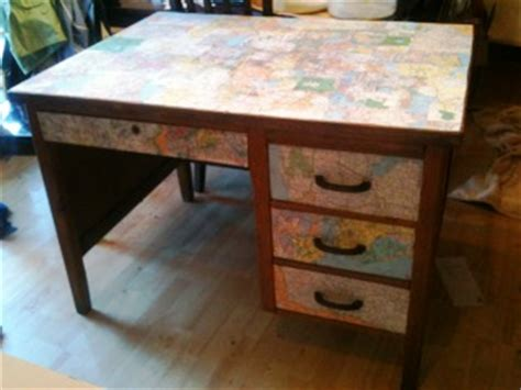 Map Desk by Freesourcefull The Map Desk