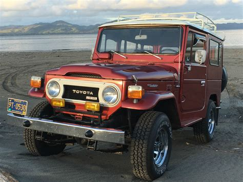 Toyota Diesel For Sale Usa 1979 Toyota Land Cruiser Bj40 Diesel For Sale