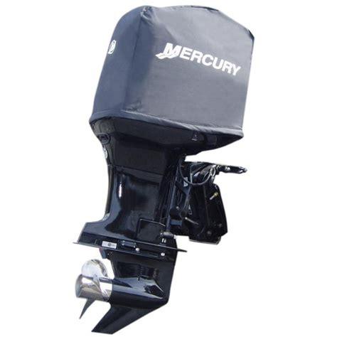 mercury boat motor covers attwood optimax custom fit mercury motor cover 75 125