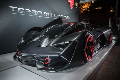 future lamborghini lamborghini s future supercars will be electric self
