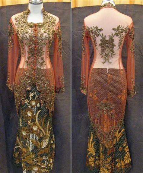 Csl Dres Brokat 901 1000 images about sarong kebaya on models singapore and formal dresses
