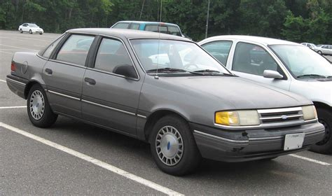black ford tempo ford tempo price modifications pictures moibibiki