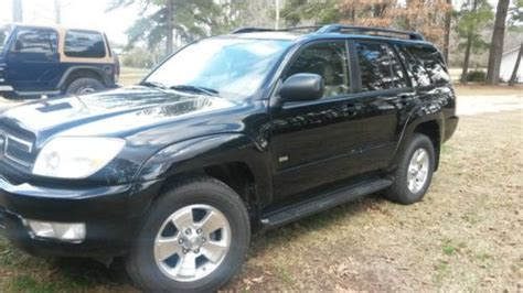 where to buy car manuals 2005 toyota 4runner auto manual buy used 2005 toyota 4 runner sr 5 in liberty mississippi united states