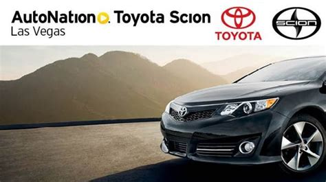 Auto Nation Toyota Simply Dealers
