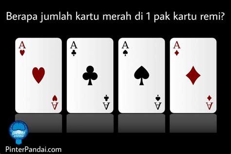 Kartu Remi Kartu Sulap Superior Merah berapa jumlah kartu merah di 1 pak kartu remi cara aturan bermain