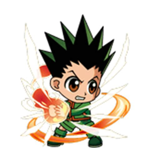 gon freeks hunter x hunter wiki fandom powered by wikia image gon chibi 04 png hunterpedia fandom powered by