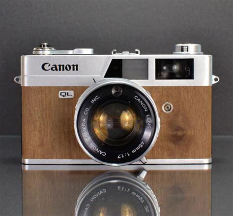 Kamera Canon Vintage ilott vintage cameras design milk