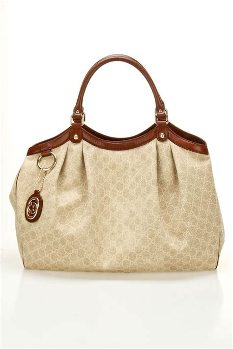 Beyond The Rack Purses by Gucci Sukey Tote In Sand Beyond The Rack Handbags