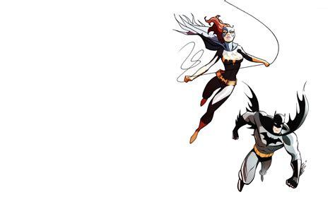 batman 2880x1800 wallpaper batgirl and batman wallpaper comic wallpapers 14780