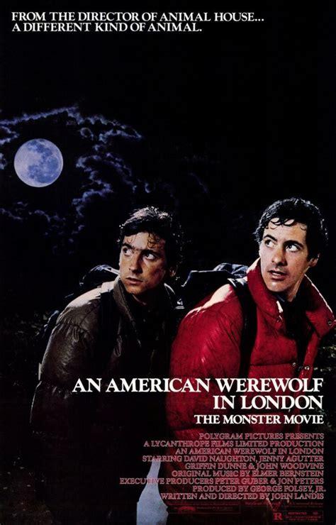 film it london an american werewolf in london 1981 film noird
