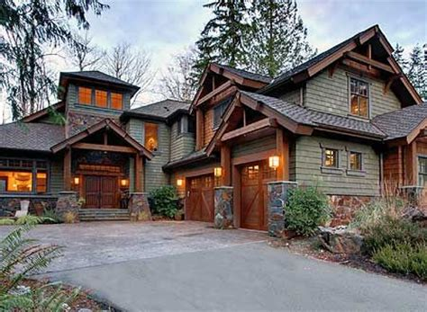 Pinterest The World S Catalog Of Ideas Rustic Craftsman House Plans