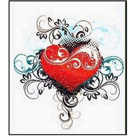 filigree heart tattoo designs filigree pictures to pin on