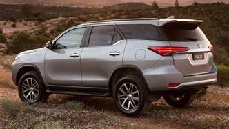 Toyota For Tuner 2016 Toyota Fortuner Crusade Review Road Test Carsguide