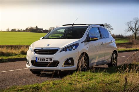 best peugeot 2016 peugeot 108 allure top review a fine city companion