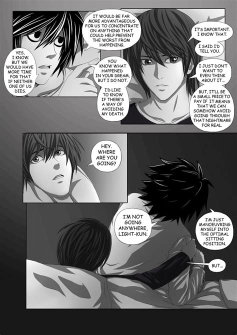 Note Doujinshi Page 109 By Shaami On Deviantart
