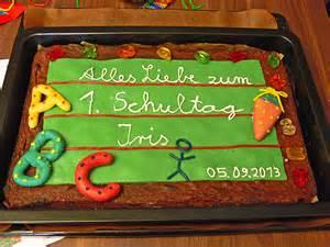kuchen einschulung tafel kuchen zur einschulung zum schulanfang 1 jongose