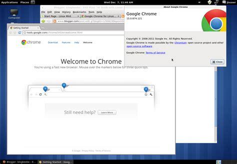google design linux at work with linux adding google chrome to ubuntu 11 10