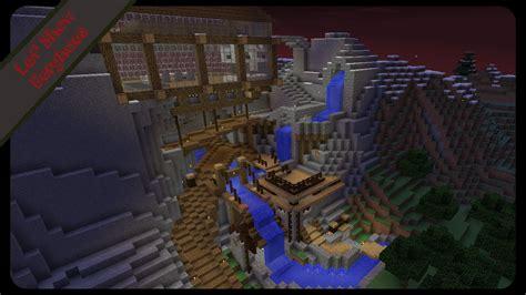 haus im berg bauen lets buildwasserkraftwerk sicht