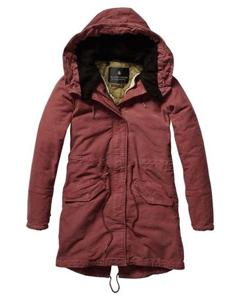 Scotch By Loving Shop iconic peached cotton parka by scotch and soda products