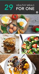 best 25 healthy meals for one ideas on pinterest
