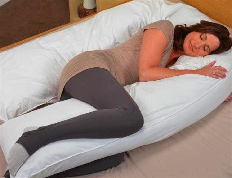 Large Maternity Pillow by Brand New 20x130 Oversized U Shaped Pregnancy Pillow For
