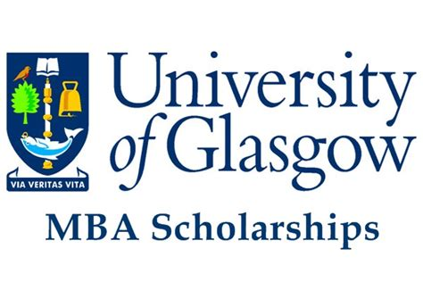Scholarships For Mba Abroad by Of Glasgow Uk Mba Scholarships 2017