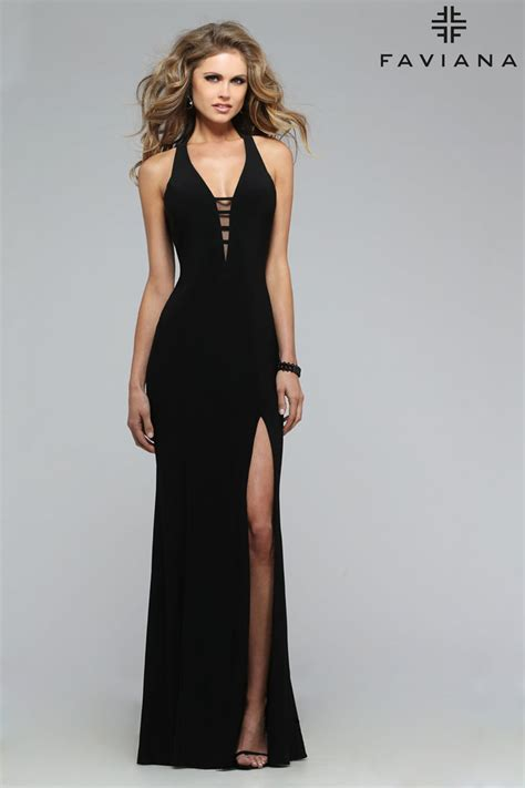 Formal Dresses by Faviana 7540 Prom Dress Prom Gown 7540