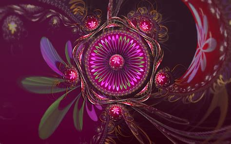 beautiful design hd abstract fractal pattern latest art collection free