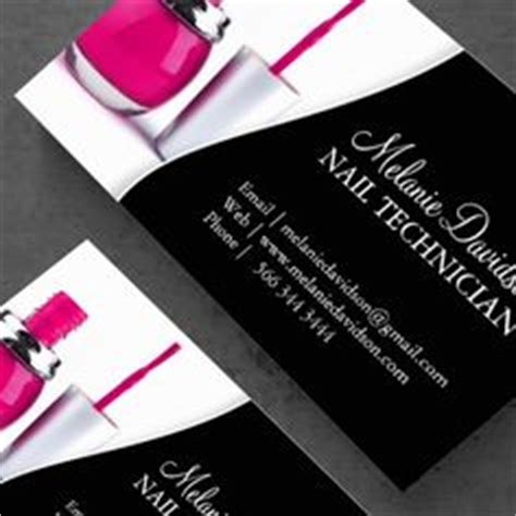 nail business card template nail salon business card pink green nail salons