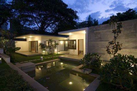 design house exterior lighting vastu house