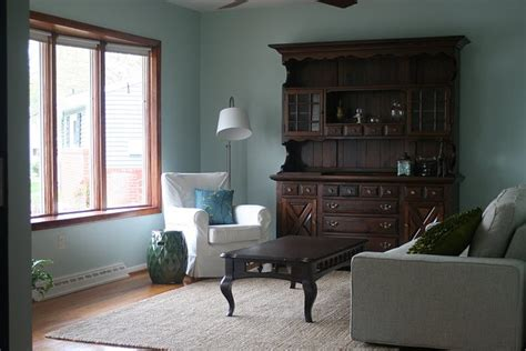 behr valley mist paint living room
