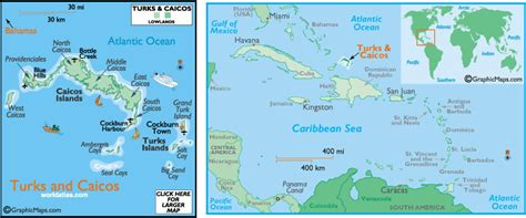 map of turks and caicos turks caicos travel information about turks caicos island