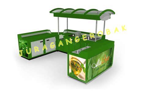 desain gerobak mobil gerobak tipe 2 juragan gerobak