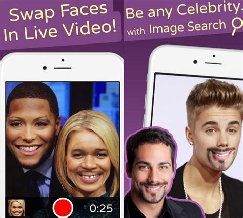 Meme Face App - behind the scenes of face swap live the creepy app that