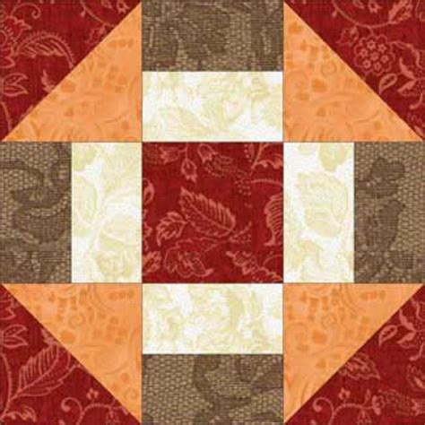 Free Patchwork Quilt Patterns For Beginners - make beginner friendly grecian square quilt blocks free
