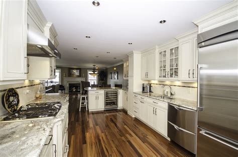 Design Line Kitchens by Galley Kitchen With Peninsula Neptune Nj By Design Line
