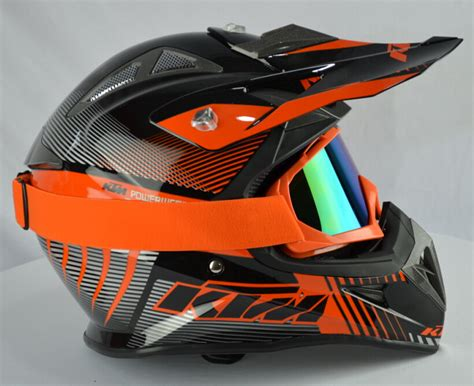 Ktm Dirt Bike Helmets Helmet Dot Picture More Detailed Picture About New Ktm