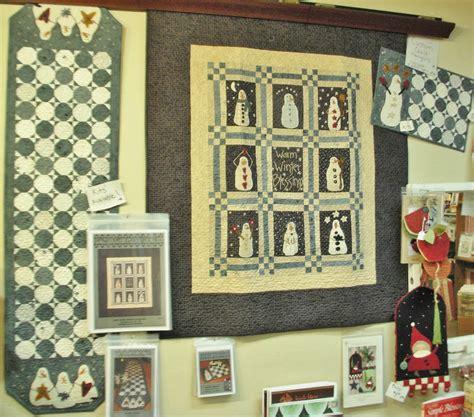 Snowman Gatherings Quilt Pattern by Quarters Quilt Shop Snowman Gatherings