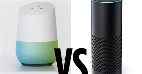 amazon echo vs google home how the smart speakers compare google home vs amazon echo which smart speaker will win