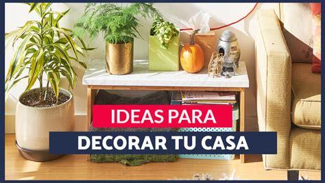 ideas para decorar la casa de forma economica 8 ideas f 225 ciles y econ 243 micas para decorar tu nueva casa