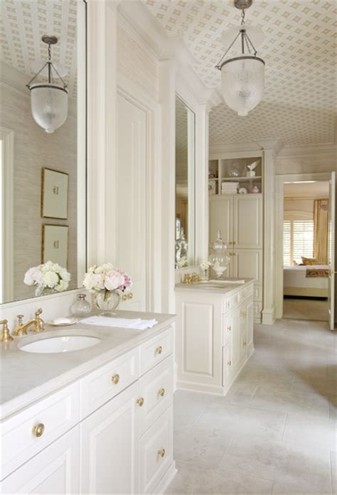 30 gorgeous wallpapered bathrooms 30 creative wallpaper uses and project ideas
