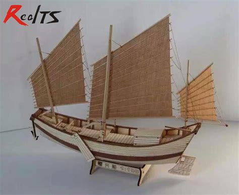 aliexpress ship to china realts wooden scale ship scale model 1 100 chinese ancient