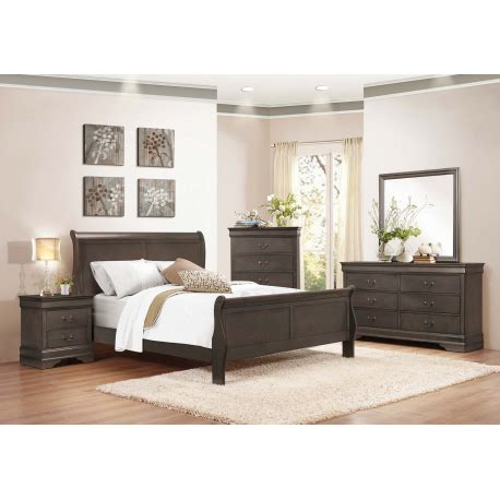 4pc bedroom set mayville 4pc bedroom set