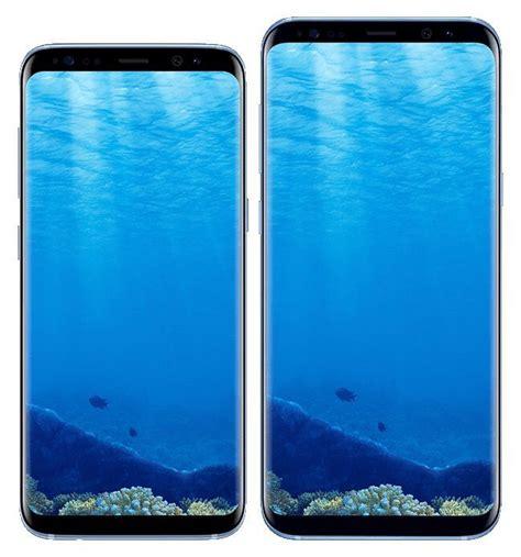 Samsung S8 Blue Coral samsung galaxy s8 w kolorze blue coral na pierwszym renderze