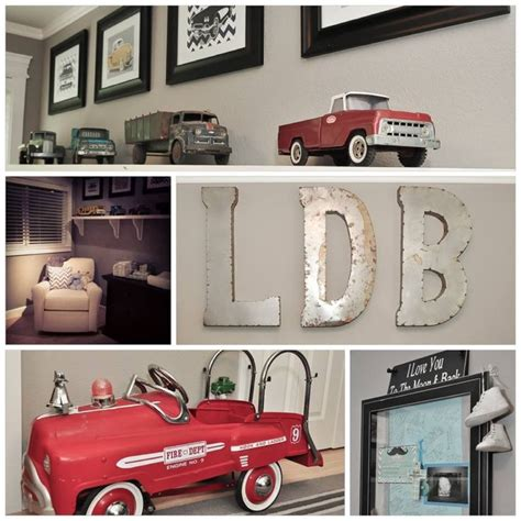 truck room vintage car truck nursery nursery ideas