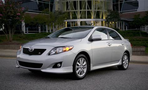 Toyota Corolla Maintenance Cost Car And Driver
