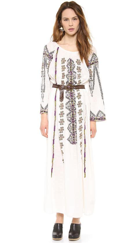 Dress Menyusui Batik 1 lyst antik batik tolata embroidered dress in
