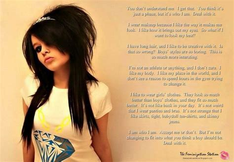 hairstyles for sissy slaves sissy captioned images the feminization station tg and
