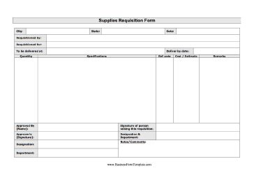 6 Requisition Form Templates Formats Exles In Word Excel Free Requisition Form Template Excel