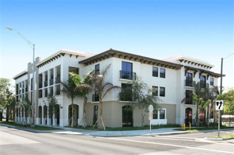 Of Miami Housing by Carlisle Development Affordable Housing